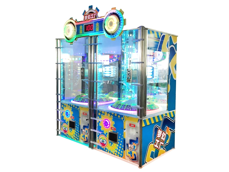 Talk about the common faults and maintenance of amusement equipment manufacturers