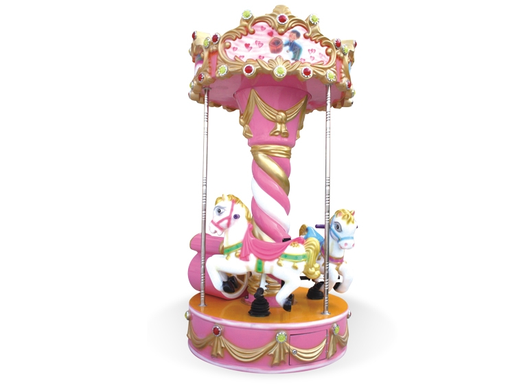 The horse manufacturer teaches you to pay attention to the problem of buying a large luxury carousel.