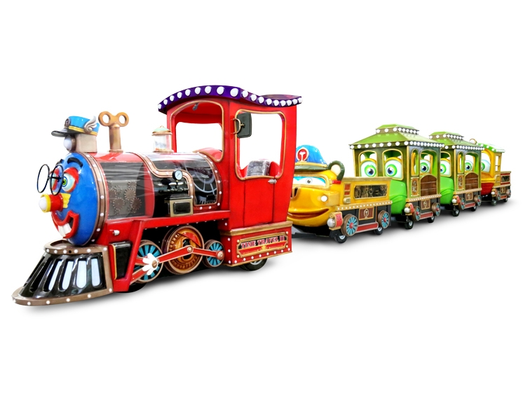 What should small train manufacturers do to attract consumers?