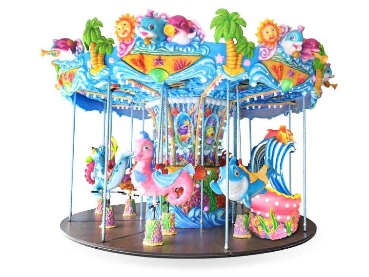 Amusement equipment manufacturers explain how the operation of childrens play equipment is combined with the actual situation.
