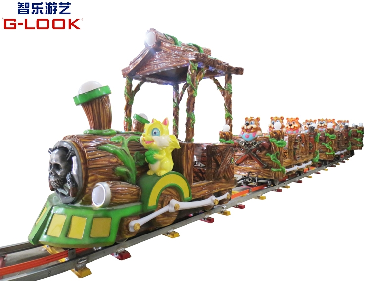 Jungle train