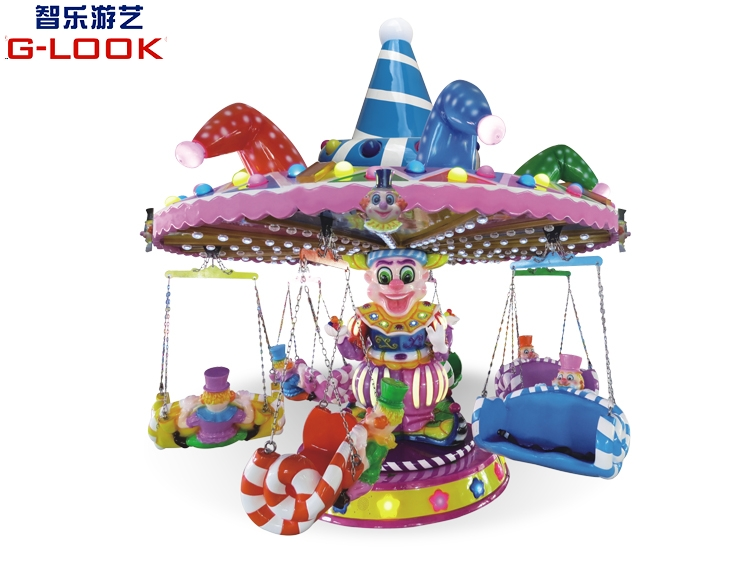 Clown wheeling